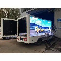 Led Screen Display Van