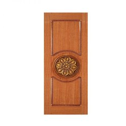 Wood Hinged Decorative Designer Door, Thickness: 10 To 12 Mm, Width: 25-43 Inch