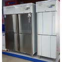 Stainless Steel Commercial Refrigerator, Double Door