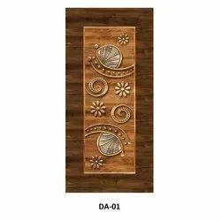 Wood Safety Wooden Door