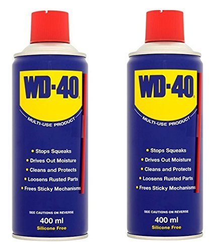 WD 40 Rust Remover Spray, Pack...