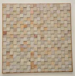 Mint Sandstone Stone Mosaic
