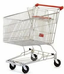 Residential Complex -  Society -Trolley Cart