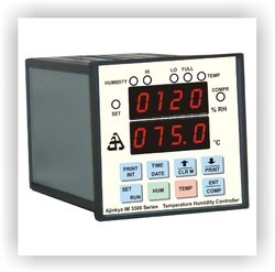 PID Temp Humidity Controller with Logger