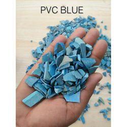 Blue PVC Scrap