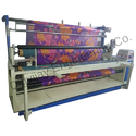 Long Roll To Roll Fabric Rolling Machine