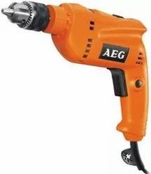 AEG SBE580R 13mm Percussion Drill - SBE580R, Warranty: 6 months