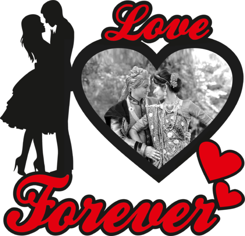 Axis: Bold as Love (Black Frame) - Level Frames - Touch of ... |Love Black Frame