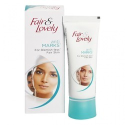 Fair and Lovely Anti-Marks Fairness Cream - 25 gm