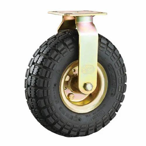 Fix Type Pneumatic Caster Wheels