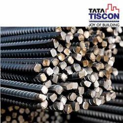 Tata Tiscon Tata TMT杆,用于施工