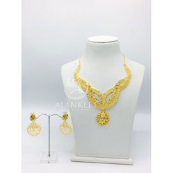 Designer Short Necklace Set