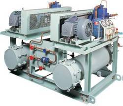 Marine Chilled Water Plant Condensing Unit