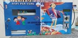 Sapi Pen Vending Machine For School And College