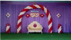 Wedding Party Balloon Decoration Services