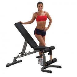 Flat Incline Decline Bench
