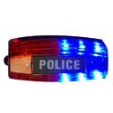 Traffic LED Shoulder Light
