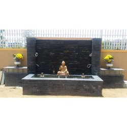 Garden Stone Fountains
