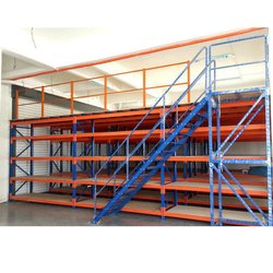 Mezzanine Storage Racks
