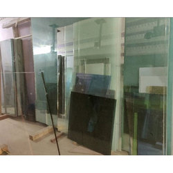 Transparent Glass Sheet, Size: 1 To 9 Feet