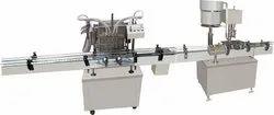 Automatic Amla Juice Filling Machine