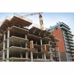 Concrete Frame Structures Commercial Complex Construction Service