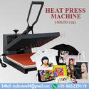 T-Shirt Heat Press Machine 40x60cm (16x24 inches)