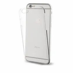 Silicon Transparent Back Cover
