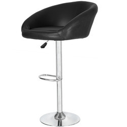 Modern Black Colored Bar Stool