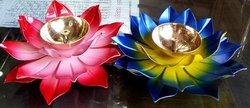 Coloured Fancy Paaro Diya
