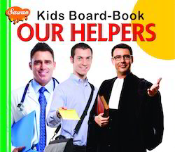 Kids Board Book Our Helpers