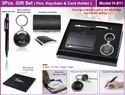 3pcs Gift Set (Pen,Keychain & Card Holder.H-911