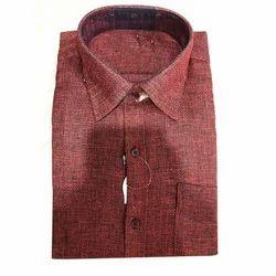 Rhythem Cotton Men Fashionable Shirt