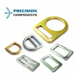 Fall Arrest Safety Harness Metal Fittings