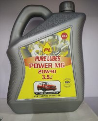 MG 20W40 Super Engine Oil