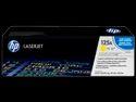 HP 125a Yellow Toner Cartridge (CB542A)