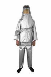 Hot Oil Steam Flash Suit