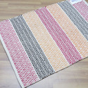 Floor and Bath Rug Classic Floor Mats Washable Hotel