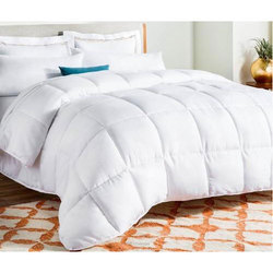 Plain White Duvet Cover Rs 750 Piece Mk Home Collection Id