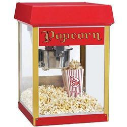 Mobile Popcorn Machine