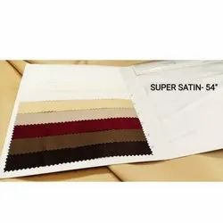 Super Satin Fabric