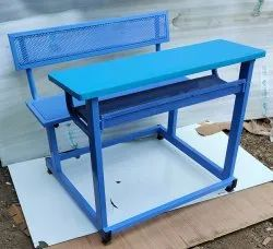 Perforated Sheet Make School Benches
