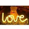 Decorative Love Light