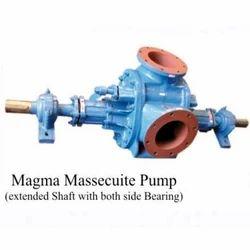 80m Mild Steel Magma Massecuite Pump- Gita/Sintech/PSP/Vikas/Equivalent for Industrial