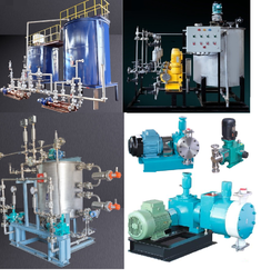 Exat Make Chemical Dosing Pump & System