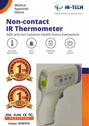 Infrared Thermometer IR Thermal Gun for Hospital