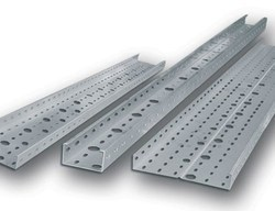 Galvanized Iron Perforated Cable Tray