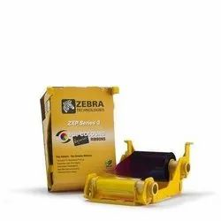 Zebra Thermal Printer Color Ribbons, Model Name/Number: ZXP Series