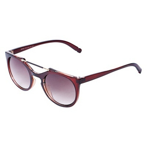 f5595bcdfd Brown Colour Unisexual Sunglasses