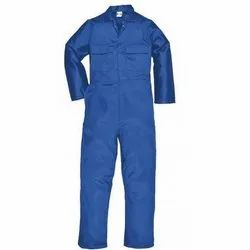 Blue Industrial Safety Apparel